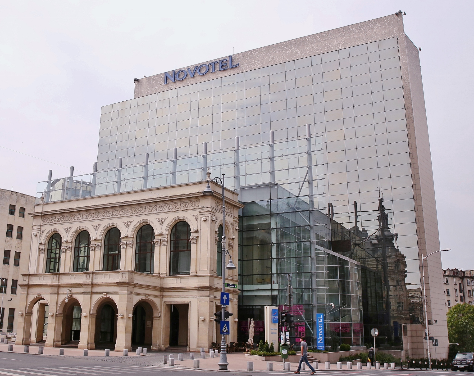 Hotel Novotel Bucharest